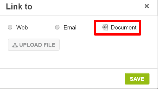 how to add a pdf link to your website