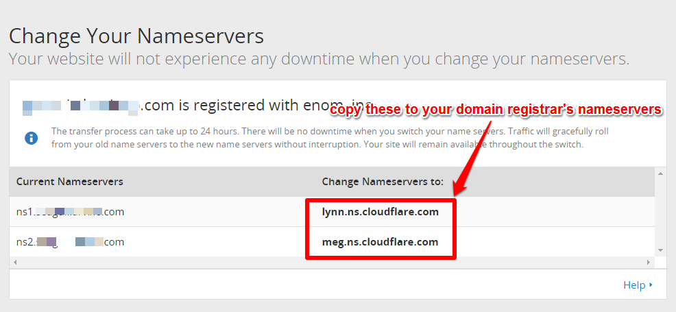 Add CNAME for Root Domain using Cloudflare – Strikingly Help Center